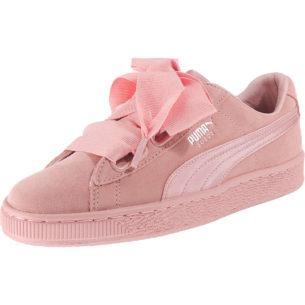 PUMA Suede Heart EP Sneakers rosa Damen Gr. 41
