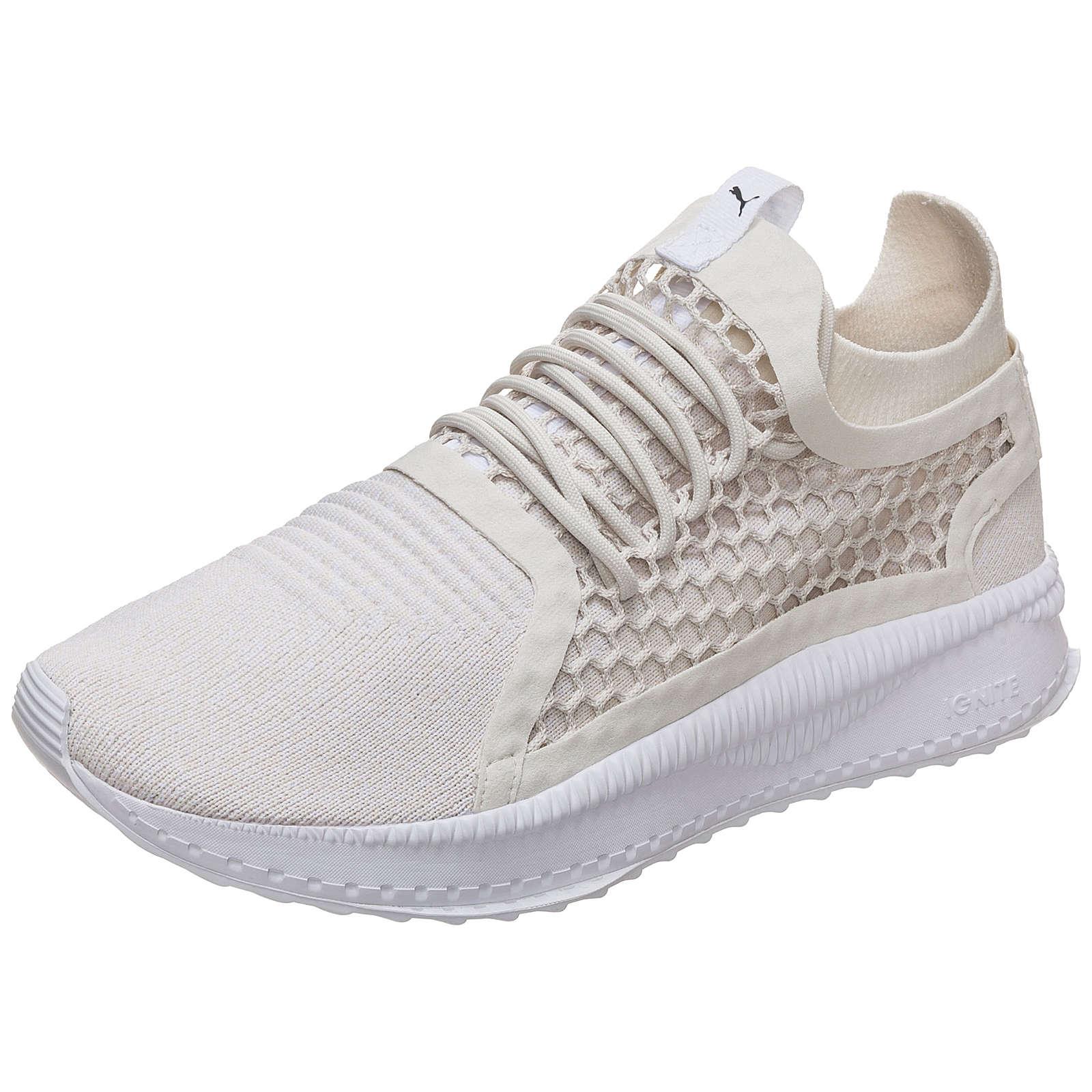 PUMA TSUGI Netfit v2 evoKNIT Sneakers Low weiß Gr. 40,5
