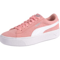 PUMA Vikky Stacked SD Sneakers Low koralle Damen Gr. 38