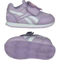 Reebok Baby Sneakers low ROYAL CLJOG 2 KC für Mädchen flieder Mädchen Gr. 18,5