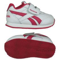 Reebok Baby Sneakers low ROYAL CLJOG 2 KC für Mädchen pink Mädchen Gr. 24