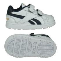 Reebok Baby Sneakers low ROYAL PRIME ALT für Jungen weiß Junge Gr. 23,5