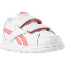 Reebok Baby Sneakers low ROYAL PRIME ALT für Mädchen rosa/weiß Mädchen Gr. 25
