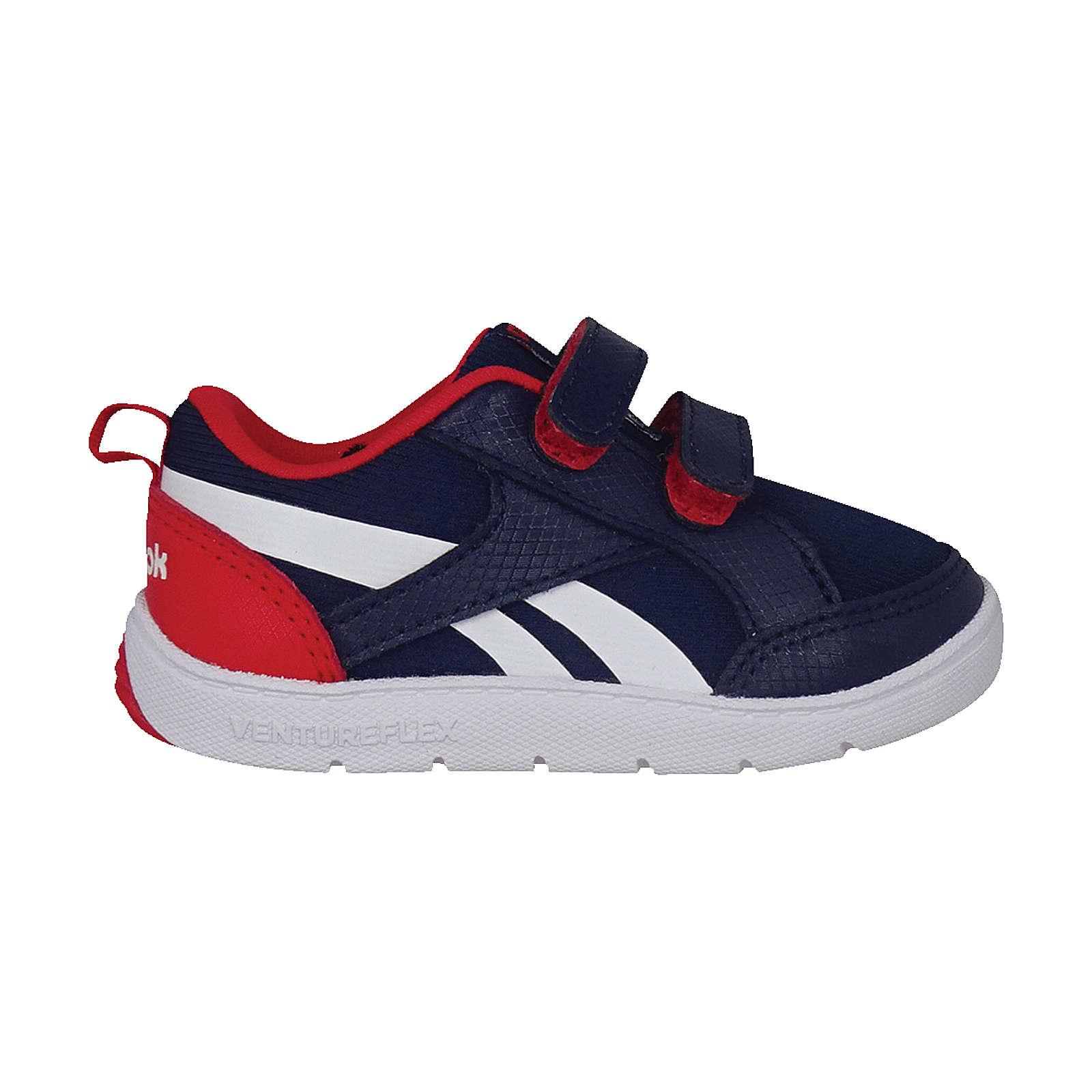 Reebok Baby Sneakers Low VENTUREFLEX CHASE I für Jungen dunkelblau Junge Gr. 26