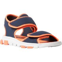 Reebok Badeschuhe WAVE GLIDER III für Mädchen blau/orange Mädchen Gr. 27,5