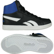 Reebok Sneakers High ROYAL PRIME MID für Jungen schwarz Junge Gr. 37