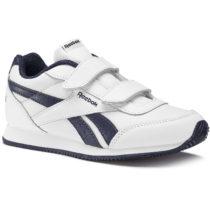 Reebok Sneakers low ROYAL CLJOG 2 2V für Jungen weiß Junge Gr. 34