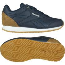 Reebok Sneakers low ROYAL CLJOG 2 für Jungen dunkelblau Junge Gr. 34,5