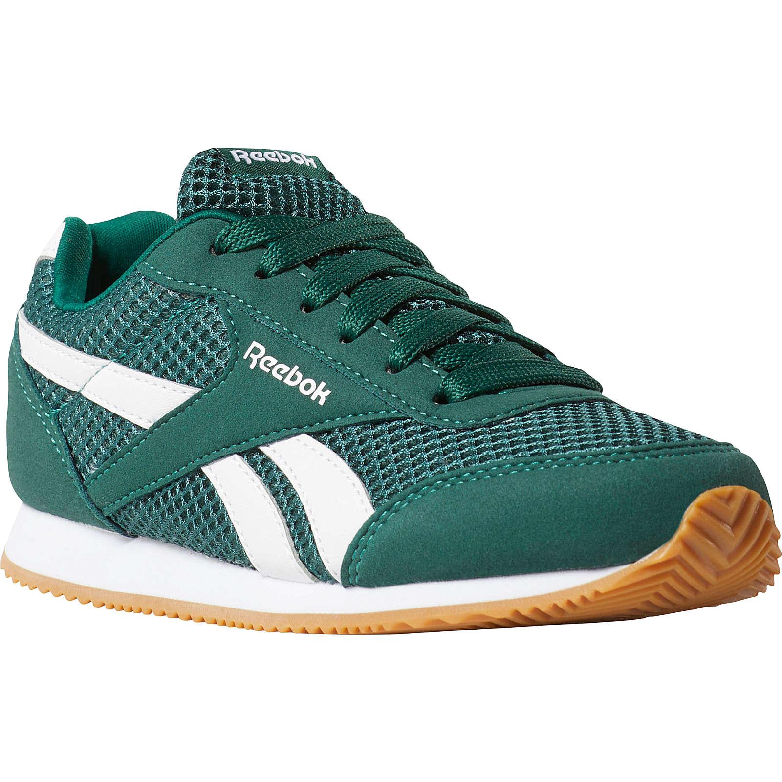 Reebok Sneakers low ROYAL CLJOG 2 für Jungen dunkelgrün Junge Gr. 36