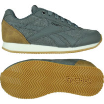 Reebok Sneakers low ROYAL CLJOG 2 für Jungen grau Junge Gr. 36