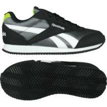 Reebok Sneakers low ROYAL CLJOG 2 für Jungen schwarz Junge Gr. 36,5