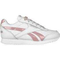 Reebok Sneakers low ROYAL CLJOG 2 für Mädchen rosa/weiß Mädchen Gr. 36
