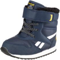 Reebok Winterstiefel SNOW JOGGER für Jungen blau Junge Gr. 24,5