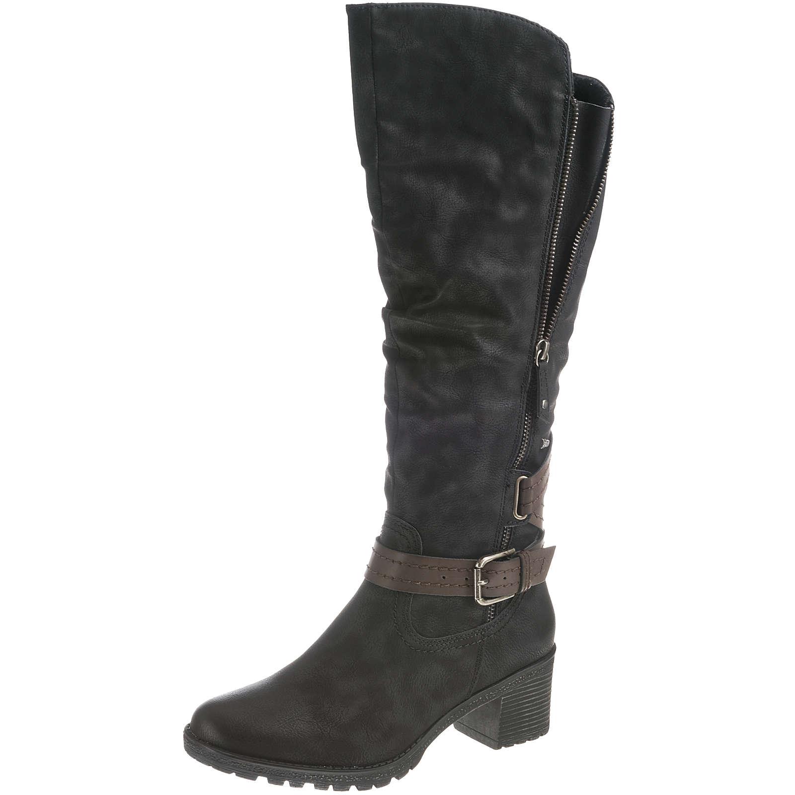 Relife Klassische Stiefel schwarz Damen Gr. 39