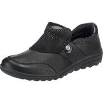 Relife Komfort-Slipper schwarz Damen Gr. 36