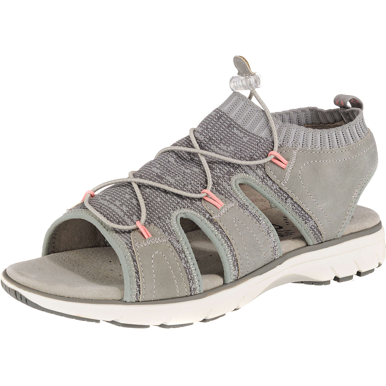 Relife Outdoorsandalen grau Damen Gr. 37
