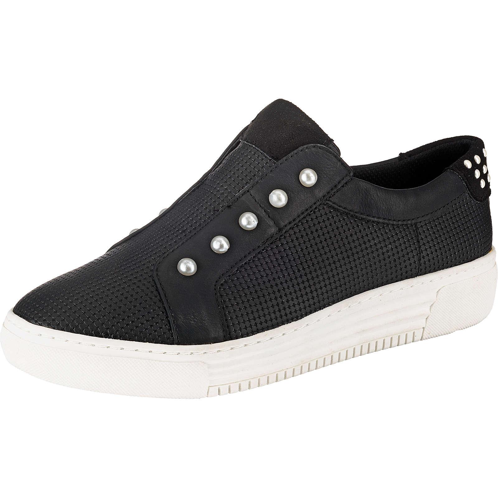 Relife Slip-On-Sneaker schwarz Damen Gr. 42