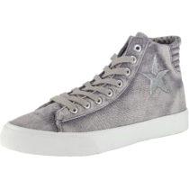 REPLAY Edna Sneakers High grau Damen Gr. 36