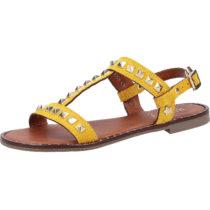 REPLAY Sandalen Klassische Sandaletten gelb Damen Gr. 41