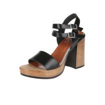 REPLAY Sandalette JUNET Sandalen schwarz Damen Gr. 37