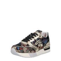 REPLAY Sneaker low WOLLWOOD Sneakers Low schwarz Damen Gr. 35