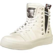 REPLAY Sneaker Schnürstiefeletten weiß Damen Gr. 40