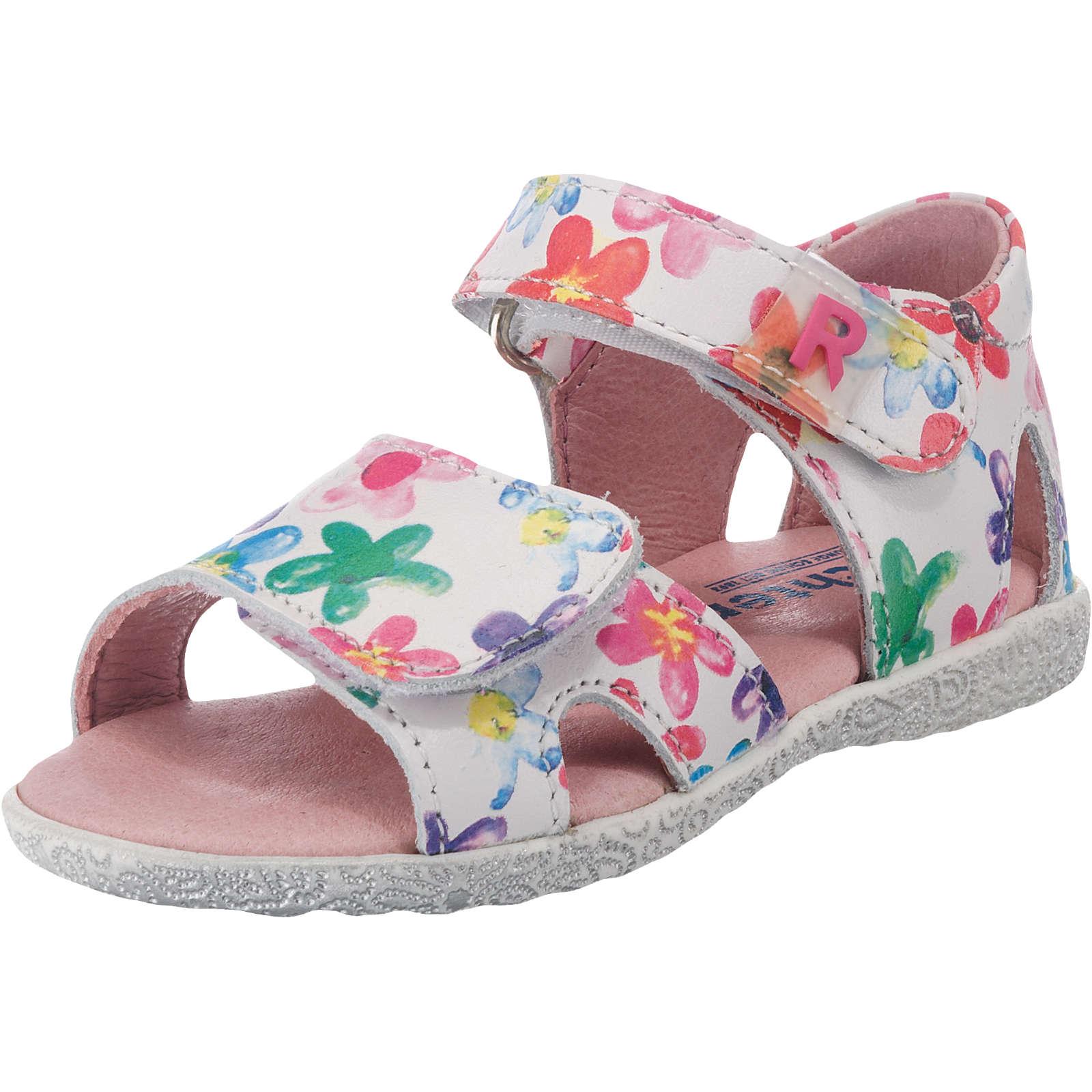 RICHTER Baby Sandalen für Mädchen weiß Mädchen Gr. 23