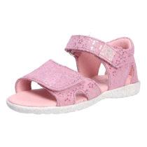 Richter Lauflernschuh Minilette/Sandale Sandalen rosa Mädchen Gr. 24