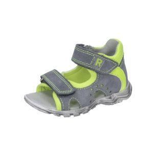 RICHTER Sandalen für Jungen grau Junge Gr. 26