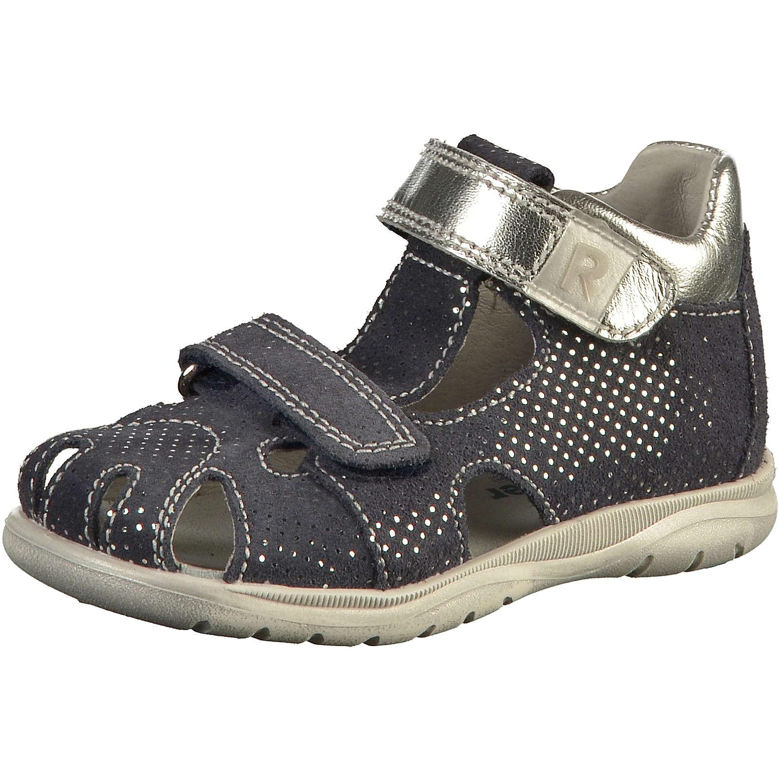 RICHTER Sandalen für Mädchen dunkelblau Mädchen Gr. 21