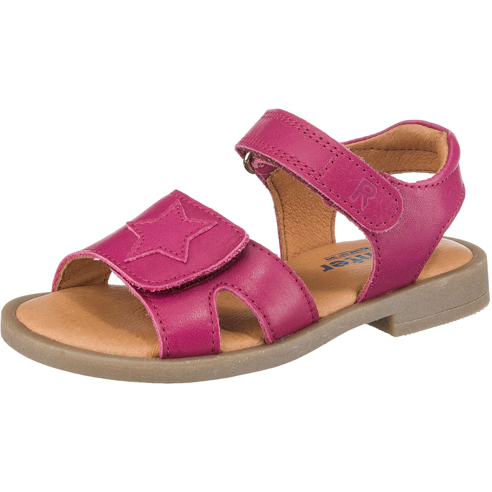 RICHTER Sandalen für Mädchen pink Mädchen Gr. 27