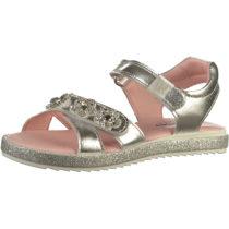 RICHTER Sandalen für Mädchen silber Mädchen Gr. 27