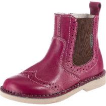RICOSTA Chelsea Boots DALLAS, Weite M, für Mädchen bordeaux Mädchen Gr. 33