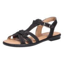 Ricosta Sandale Sandalen schwarz Mädchen Gr. 40