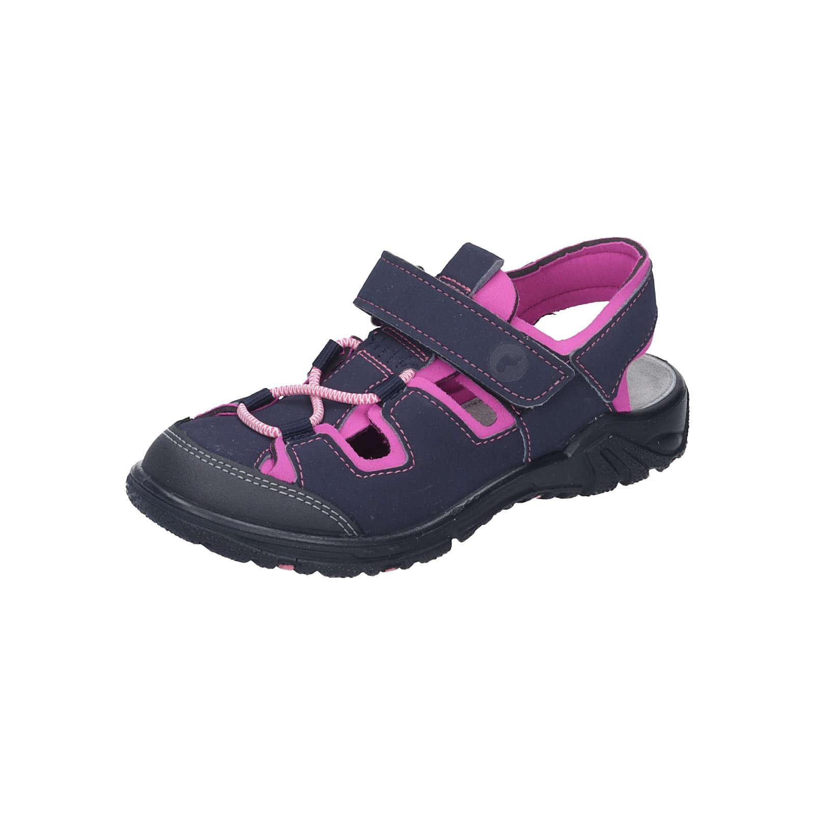 RICOSTA Sandalen für Mädchen blau Mädchen Gr. 28