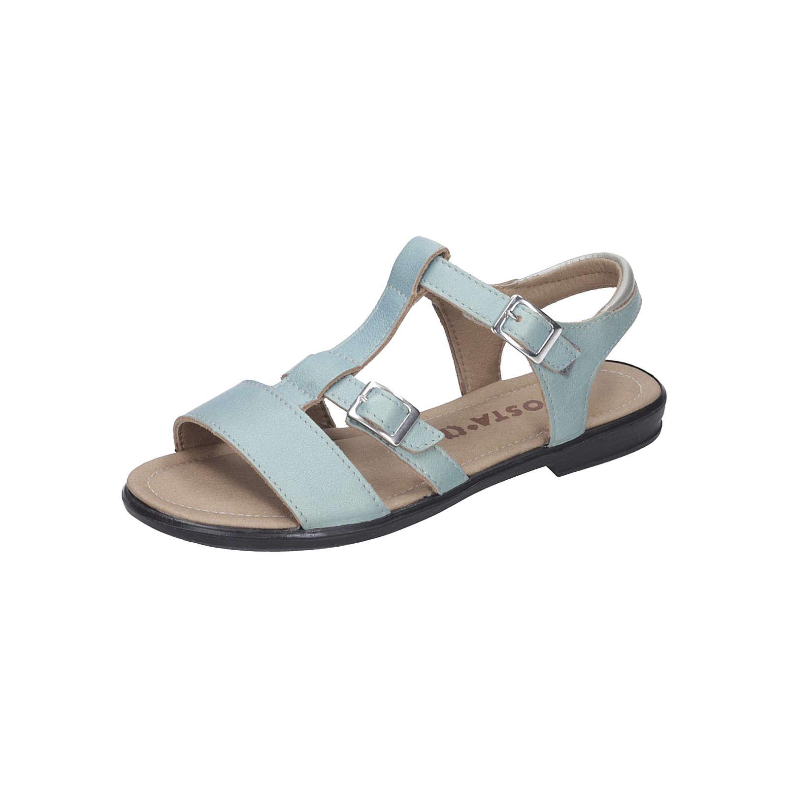 RICOSTA Sandalen für Mädchen hellblau Mädchen Gr. 40