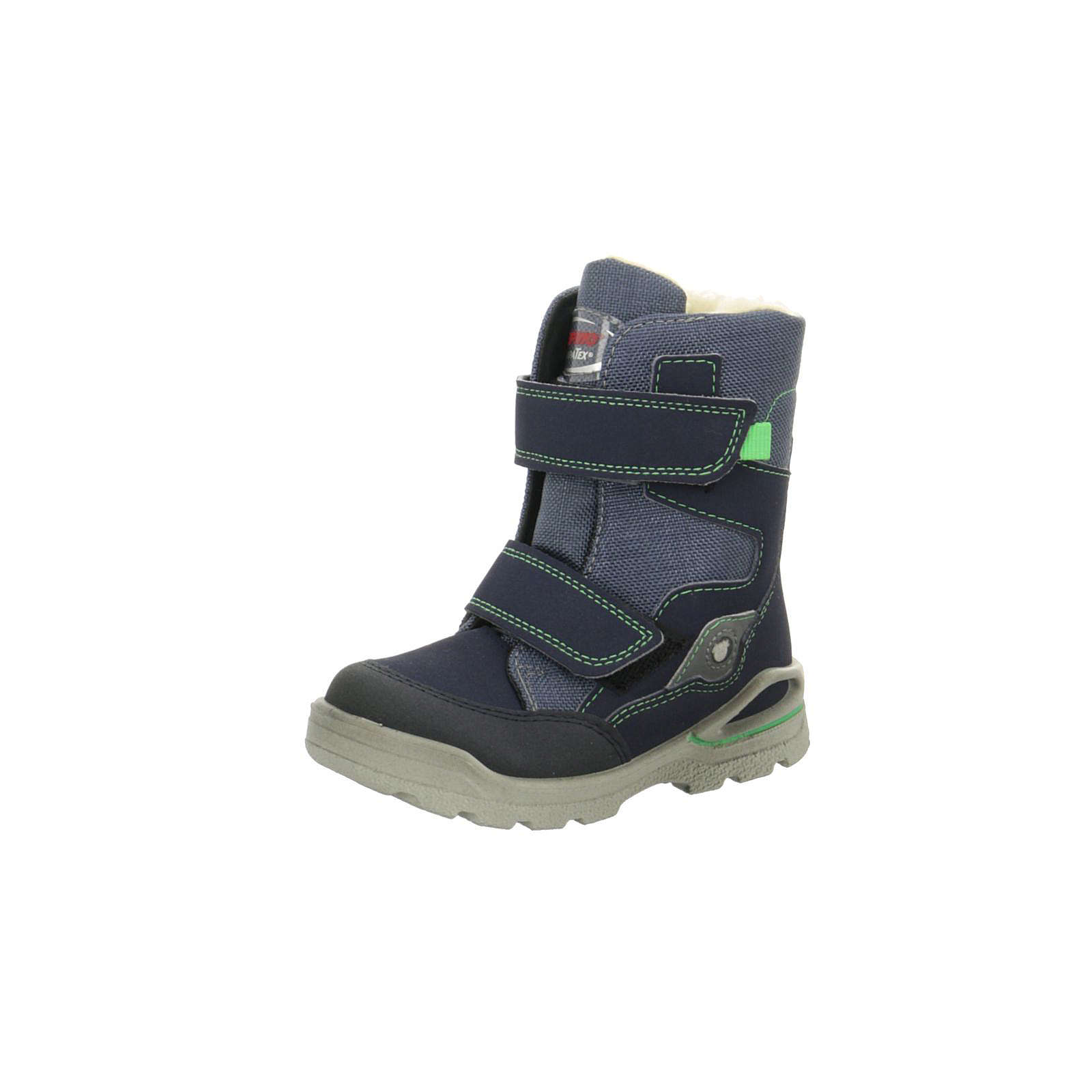 RICOSTA Stiefel für Jungen blau Junge Gr. 23