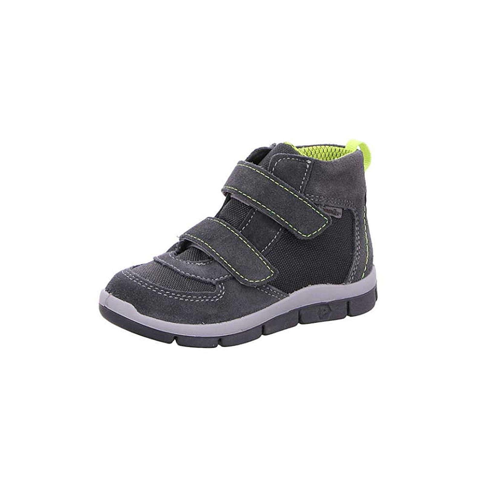 RICOSTA Stiefel für Jungen grau Junge Gr. 21