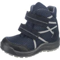 RICOSTA Winterstiefel, Sympatex, Weite W für breite Füße, für Jungen blau Junge Gr. 33