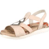 rieker Klassische Sandalen beige Damen Gr. 36