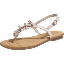 rieker Metallkid Klassische Sandalen rosa Damen Gr. 40