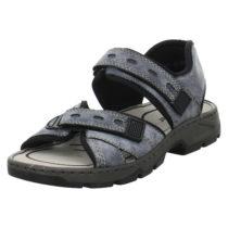 rieker Sandalen 26175 Klassische Sandalen blau Herren Gr. 40