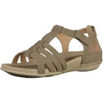 rieker Sandalen Klassische Sandaletten grau Damen Gr. 36