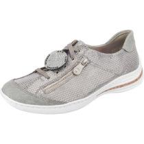 rieker Sneakers grau Damen Gr. 36
