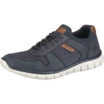 rieker Sneakers Low blau Herren Gr. 42