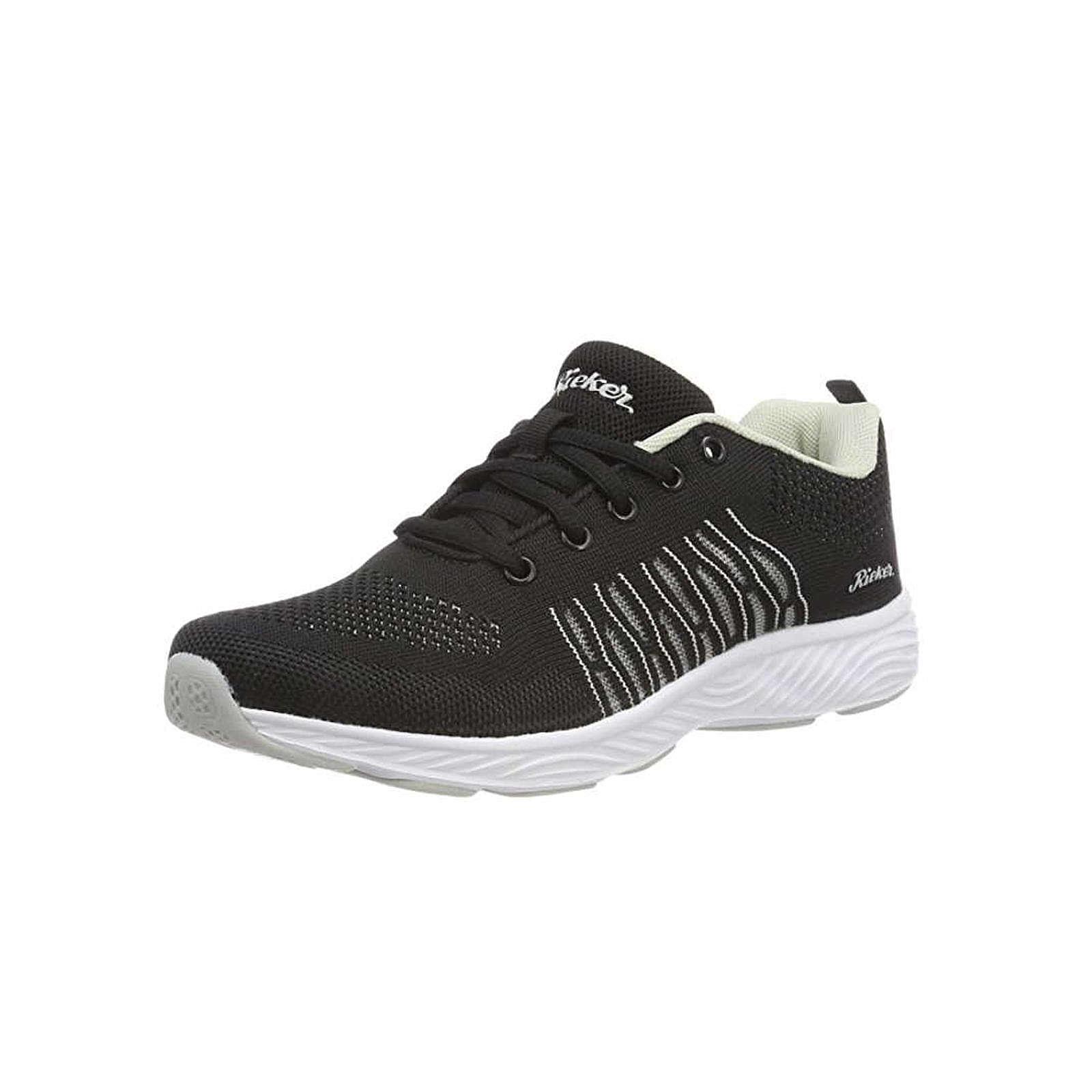 rieker Sneakers Low schwarz Damen Gr. 37