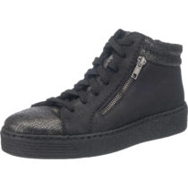 rieker Sneakers schwarz-kombi Damen Gr. 38