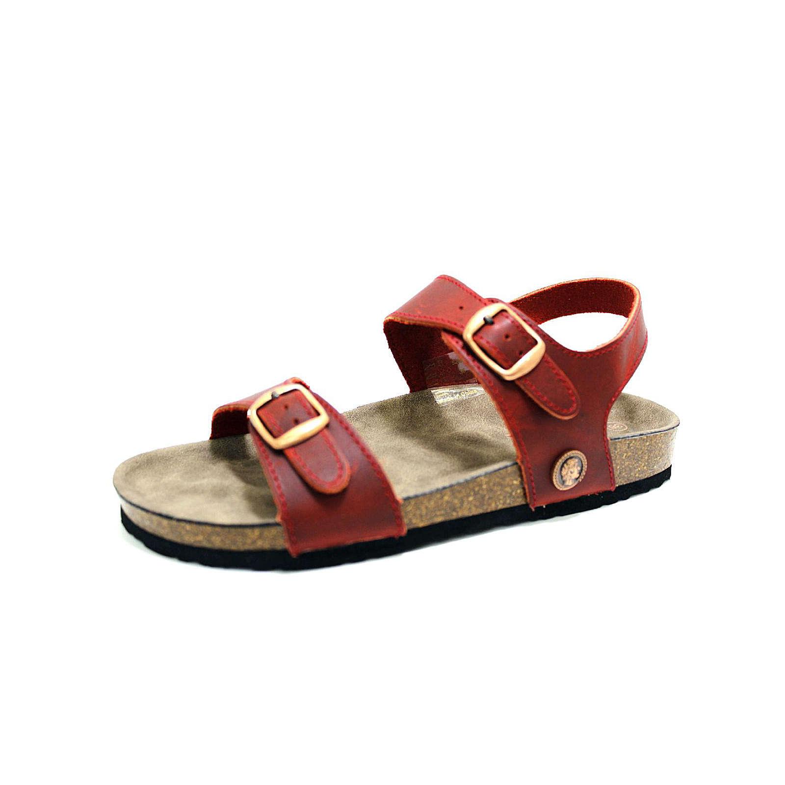 ROMIKA Komfort-Sandalen rot Damen Gr. 38