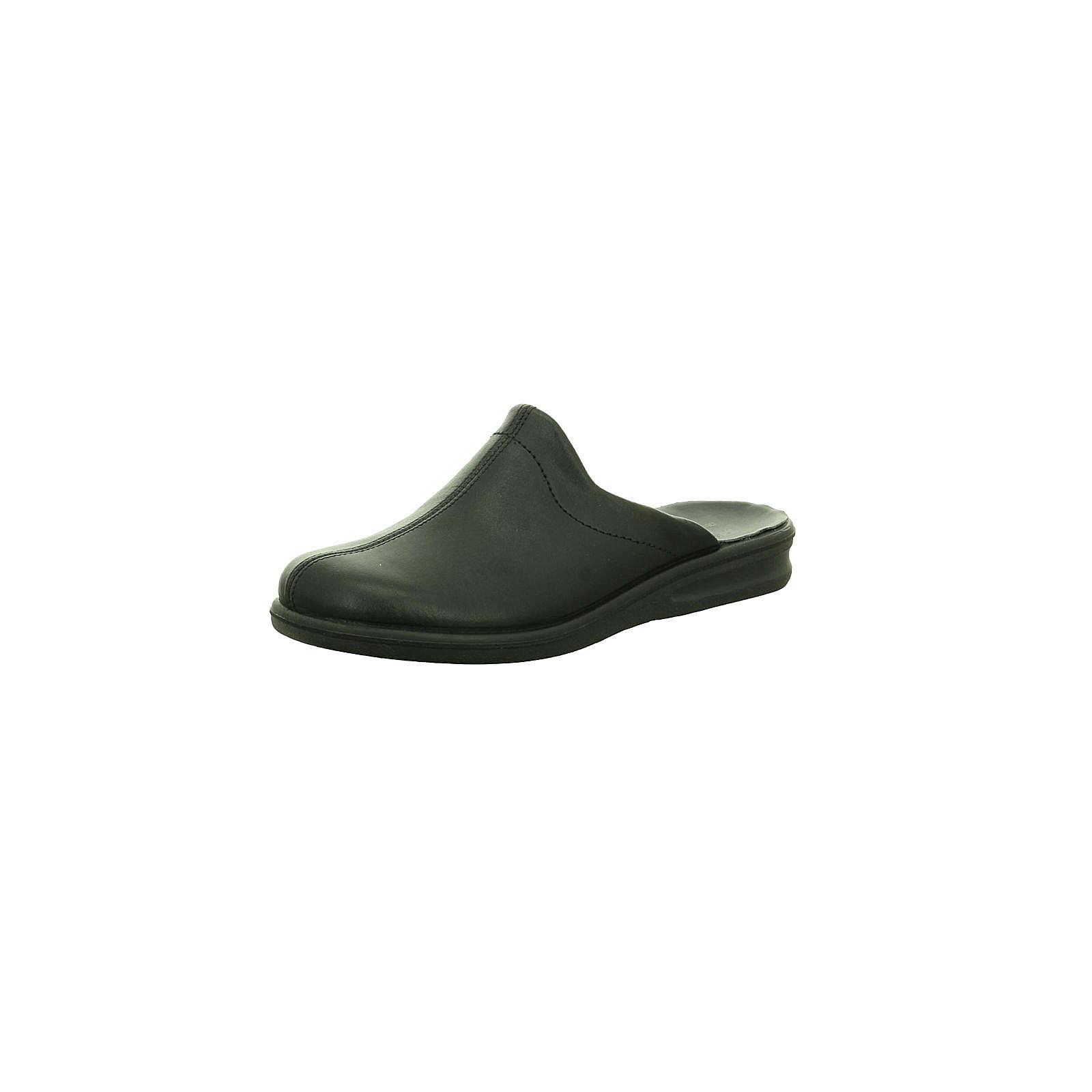 ROMIKA Pantoffeln schwarz Herren Gr. 44