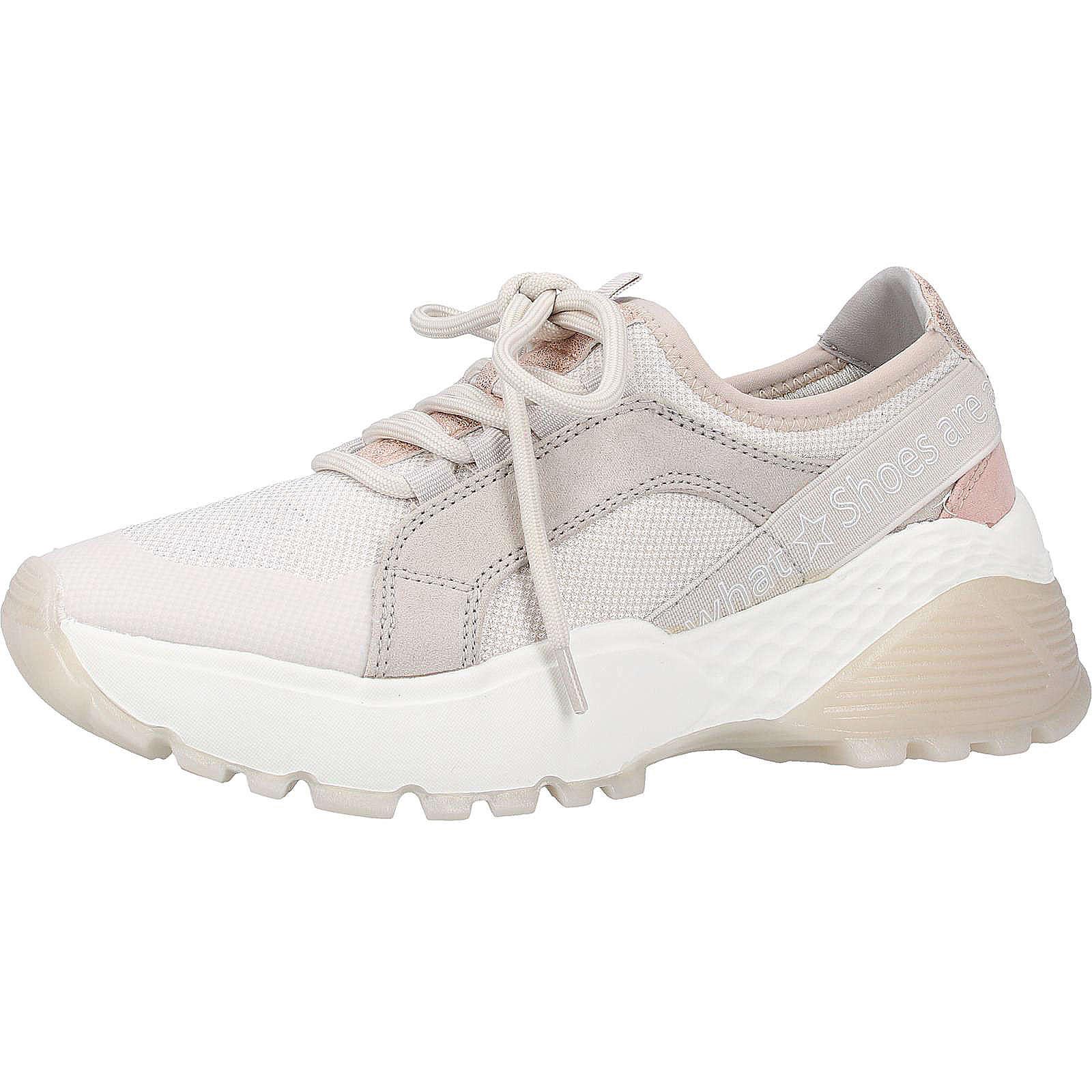 s.Oliver Sneaker Sneakers Low grau Damen Gr. 38